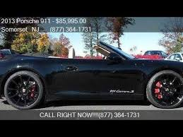 2013 porsche 911 s for sale 2013 porsche 911 s for sale in somerset nj 08873 at victory