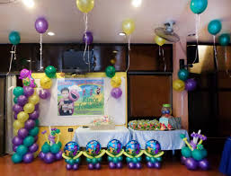 Theme Decoration by Barney Cebu Balloons And Party Supplies