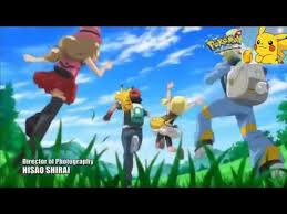 pokemon theme songs xy pokémon the series xy theme not official theme song with the first