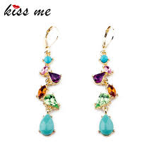 styles of earrings ed00412 new styles 2013 fashion women jewelry water drop