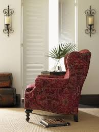 Wing Chairs For Living Room by Royal Kahala Batik Wing Chair Lexington Home Brands