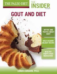 gout and diet by dr loren cordain the paleo diet