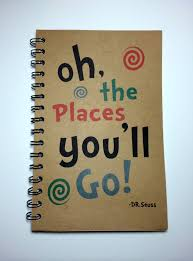 oh the places you ll go graduation gift oh the places you ll go dr seuss quote graduation gift