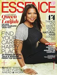 Magazine Usa Arts Cross Stitch Queen Latifah Essence Magazine Usa November