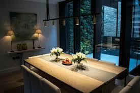 home lighting design london echlin london design studio kenure house luxury interior design