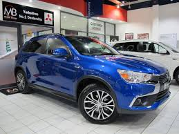 asx mitsubishi 2017 used 2017 mitsubishi asx 4 2 2di d 4wd for sale in west yorkshire