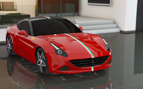 Ferrari California Back - 2015 ferrari california t add on replace gta5 mods com