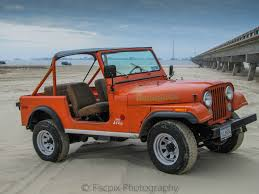 jeep amc i have a thing for orange my all original 1978 levi u0027s edition cj7