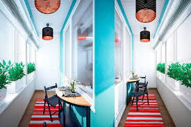 Modern Pop Art Style Apartment by Unique Studio Apartment Design With Different Style In Every Room