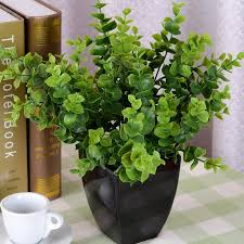 fake plants for home gardens and landscapings decoration