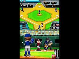 Backyard Baseball Ds Nintendo Ds Little League World Series Baseball 2009 Youtube