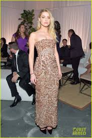 amber heard jaime king u0026 kristen bell glam up for a great cause