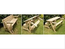 fold out picnic table folding bench picnic table facil furniture
