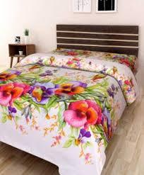 Best Bedsheet Flipkart Com Buy 3d Printed Bedsheets Online At Best Prices In India