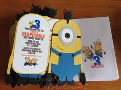 diy minion invitations l invitation minion l une de nos 10 idées d invitations pour