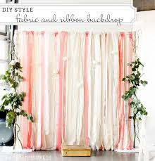 wedding backdrop fabric fabric for wedding backdrops