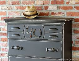 themed dresser reclaim beyond paint furniture makeover cowboy theme
