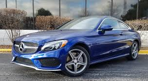 mercedes c300 horsepower 2017 mercedes c300 4matic coupe the daily drive consumer guide