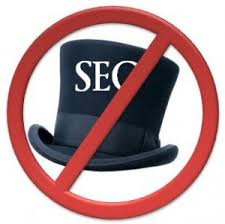 say no to black hat seo