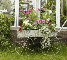 Country Garden Decor Triyae Com U003d Vintage Backyard Ideas Various Design Inspiration