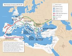 North European Plain Map by 40 Maps That Explain The Roman Empire Vox