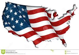 amazoncom usa united states of america american us map flag
