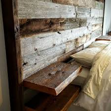 Barn Wood Headboard Lovely Reclaimed Wooden Headboards 88 On Beaded Headboard With