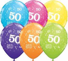 50th birthday balloons 50th balloons 50th birthday balloons 25pcs