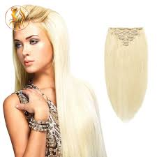 best clip in extensions best zala clip in human remy hair extensions company buying 613