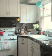 shabby chic kitchen countertops here is how i did it