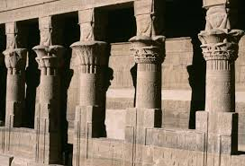 are all columns from greece and rome