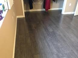 Laminate Floor End Cap 12mm Flint Creek Oak Dream Home St James Lumber Liquidators