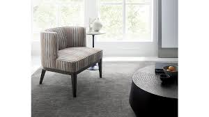 udan round coffee table crate and barrel