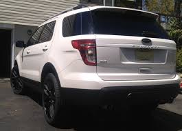 Ford Explorer Rims - 22