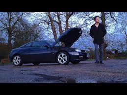 alfa romeo classic blue alfa romeo gtv classic car review paul woodford youtube