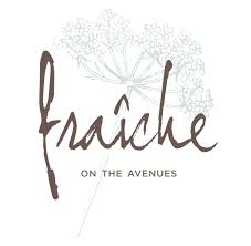 fraîche on the avenues furniture home décor gifts bridal