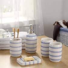 Online Get Cheap Bathroom Accessories Set Aliexpresscom - White plastic bathroom accessories
