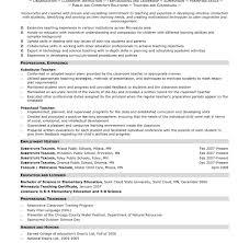 teachers resume exles inspiring exle teaching resume position australia