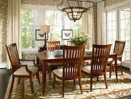 Thomasville Furniture Cinnamon Hill Dining Table Or Table  Chairs - Thomasville dining room chairs