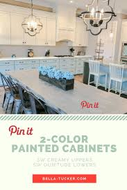 Kitchen Cabinets Painted Two Colors 65 Best Bella Tucker Decorative Finishes Images On Pinterest