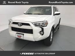 4runner Photos 2017 New Toyota 4runner Sr5 2wd At Round Rock Toyota Serving