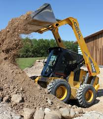 gehl mustang claim world u0027s largest skid steer equipment world