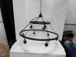 Antique Mercury Glass Chandelier Pottery Barn Brantley Antique Mercury Glass Chandelier Light