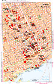 New York Map With Cities by 15 Top Rated Tourist Attractions In Toronto Planetware