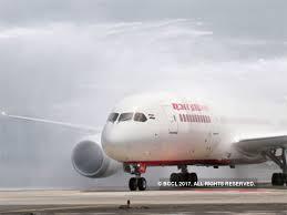 bid air air india air india to fetch a fair price if overseas airlines