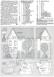 wooden doll house plans u2022 woodarchivist