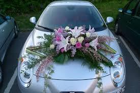 deco mariage voiture voiture de mariage décoration 2014 9 déco