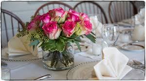 table flower arrangements washington dc va md