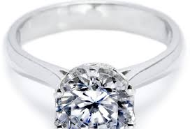 Fake Wedding Rings by Engagement Rings High End Cubic Zirconia Engagement Rings