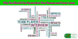 keywords to use in a cover letter expert advice 8 tips for